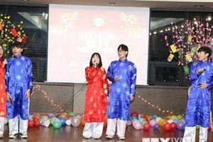 Sinh viên Việt Nam tại Hàn Quốc vui đón Năm mới 2019