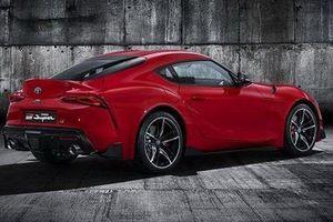 Toyota Supra 2020: Mang động cơ BMW, cứng vững ngang siêu xe
