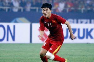 Xuân Trường lên dây cót tinh thần cho đồng đội trước Asian Cup 2019