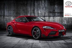 Huyền thoại Toyota Supra thế hệ mới lộ diện