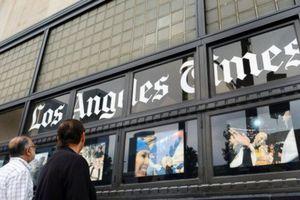 Hàng loạt tờ báo lớn của Mỹ xin lỗi bạn đọc vì bị tấn công mạng