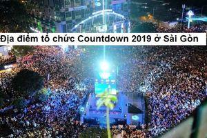 Tết Dương lịch 2019, Sài Gòn có tổ chức Countdown - Đếm ngược chào năm mới không?