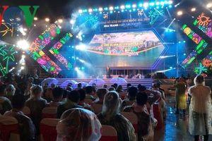 Khánh Hòa công bố năm du lịch quốc gia 2019, bắn pháo hoa đón năm mới