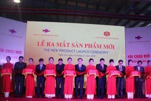 Nhà máy bánh kẹo lớn nhất Nghệ An ra mắt sản phẩm nhân dịp Tết dương lịch