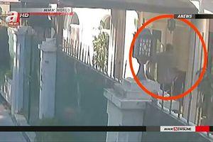 Công bố cảnh nghi chuyển thi thể nhà báo Saudi Arabia Khashoggi