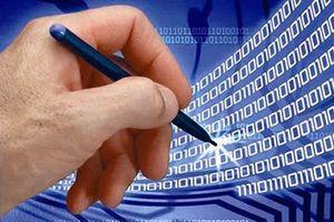 Viettel, VNPT, SmartSign và Newtel-CA chiếm gần 77% thị phần dịch vụ chữ ký số công cộng