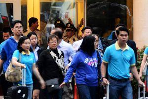 9 người Việt thoát nạn trong vụ đánh bom ở Ai Cập về tới Sài Gòn