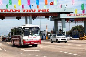 Tạm dừng thu phí cao tốc TPHCM-Trung Lương từ 1/1