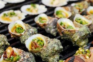 Đến đảo Nam Du, Phú Quốc ăn thử ốc mắt ngọc, cứng như đá cuội