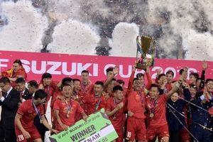 Nhìn lại 1 năm ấn tượng của Thể thao Việt Nam