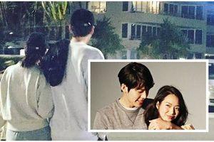 Kim Woo Bin bị bắt gặp sang Úc đón năm mới cùng bạn gái