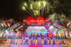Sôi động không khí Lễ công bố năm Du Lịch Quốc gia 2019 tại Nha Trang