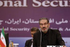 Phiến quân Taliban thảo luận với Iran về tinh hình Afghanistan