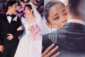 5 hôn lễ ngọt ngào, cảm động nhất showbiz Hoa ngữ năm 2018: Mỹ nhân số 3 từ bị ghét thành được hâm mộ nhờ đám cưới