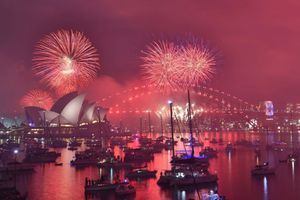 Clip màn trình diễn 'đêm giao thừa' đặc sắc đón năm mới 2019 tại Sydney