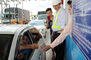 Từ 0h ngày 1/1/2019, tạm dừng thu phí cao tốc TP HCM-Trung Lương