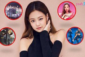 Jennie trở thành bà hoàng thị phi Kpop, mới ra mắt 2 năm đã vướng loạt scandal