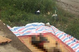 Phát hiện thi thể nam giới đang phân hủy trên sông Hồng