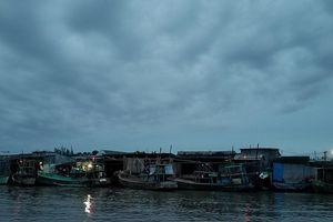 5 tỉnh ven biển cấm tàu thuyền ra khơi phòng chống bão số 1