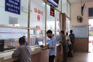 Đà Nẵng: Vé tàu Tết sắp hết, vé xe tăng giá đến 60%