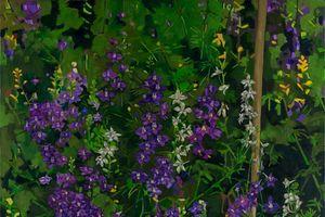 Tết về trong những bức tranh 'Xuân sớm'