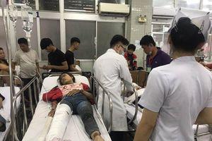Vụ xe container gây tai nạn liên hoàn: Thông tin mới nhất từ bệnh viện