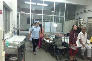 Container gây tai nạn 20 ca thương vong: Trắng đêm cứu chữa nạn nhân