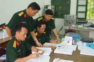 Xác nhận hồ sơ trợ cấp một lần với chuyên gia sang giúp Lào