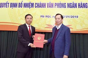 Ngân hàng Nhà nước bổ nhiệm nhân sự mới
