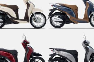 2019 Honda SH Mode về đại lý, đề xuất từ 51,69 triệu đồng