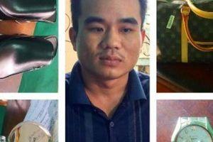 9X có 2 tiền án về tội trộm tài sản tiếp tục bị bắt