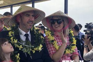 Quảng Ninh đón hơn 20 vạn lượt khách du lịch dịp Tết Dương lịch