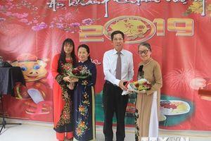 Đại sứ quán Việt Nam tại Angola tổ chức Tết cộng đồng
