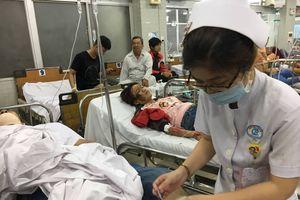 5 nạn nhân trong vụ tai nạn thảm khốc tại Bến Lức được chuyển lên Bệnh viện Chợ Rẫy