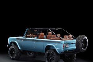 Xế già Ford Bronco tuổi 'lục tuần' hét giá 6 tỷ đồng