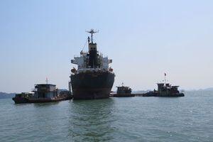 Tuyến vận tải ven biển liên tiếp lập kỷ lục