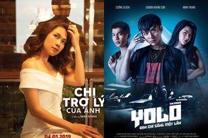 Mỹ Tâm, Soobin Hoàng Sơn 'đại náo' phòng vé điện ảnh đầu năm 2019