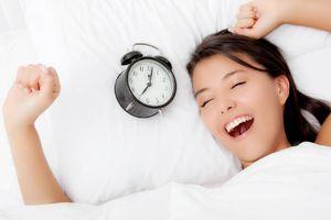 Lợi ích của việc ngủ đủ giấc không phải ai cũng biết