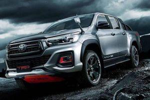 Toyota sẽ giới thiệu Hilux Rally Edition, cạnh tranh cùng Ranger Raptor