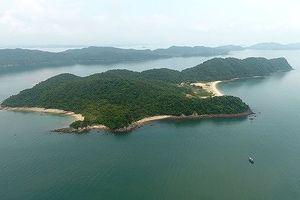 Quảng Ninh: 500 tỷ đầu tư khu du lịch sinh thái đảo Đá Dựng