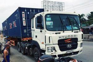 Vụ tai nạn thảm khốc ở Long An: Xác định vận tốc xe container thời điểm tai nạn