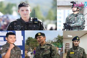 Điểm danh các nam thần Kpop sẽ trở lại từ quân ngũ trong năm 2019, fangirl mở tiệc ăn mừng đi là vừa