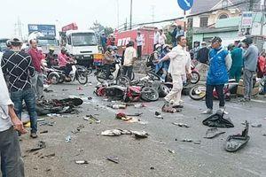 Vụ tai nạn kinh hoàng ở Bến Lức: Lãnh đạo Bộ giao thông vận tải nói gì?