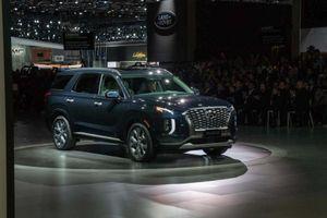 Choáng với số lượng đơn đặt hàng 'khủng' của Hyundai Palisade 2020 sau 10 ngày ra mắt