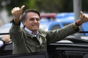 Tân Tổng thống Brazil Jair Bolsonaro tuyên thệ nhậm chức