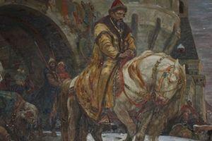 Bức tranh 'Ivan bạo chúa' và 70 năm lưu lạc trên đất Mỹ