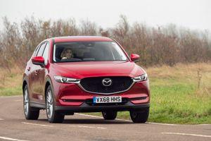 Mazda CX-5 2019 bản cao cấp nhất giá hơn 47.000 USD