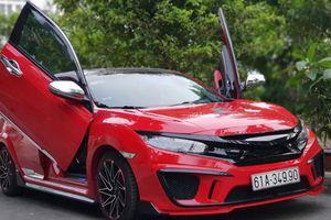 'Soi' dàn xe hạng C độ khủng nhất năm 2018 tại Việt Nam