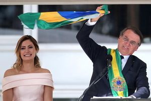 Toàn cảnh lễ nhậm chức của Tổng thống mang hy vọng cho Brazil
