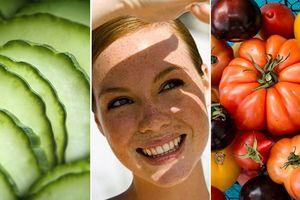 10 loại thực phẩm thần kỳ giúp trẻ hóa làn da